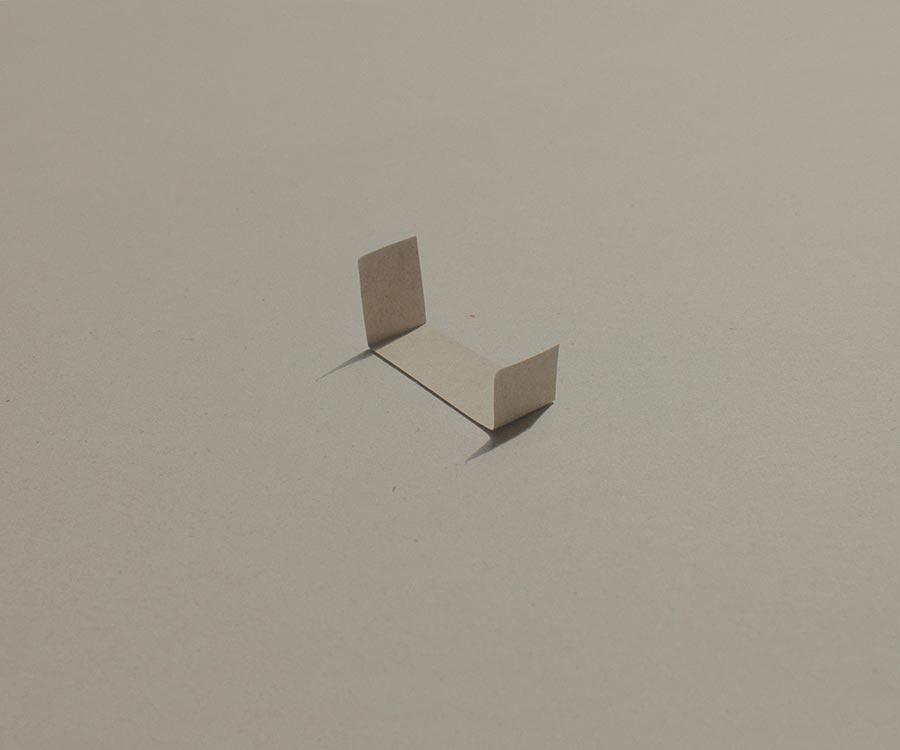 Mike Marshall artist art paper arrangement 4