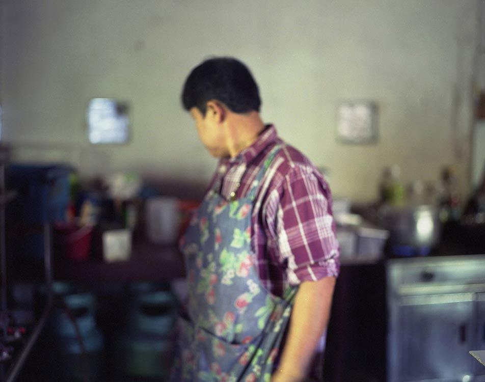 Kwan Makes Bread 1. 2013