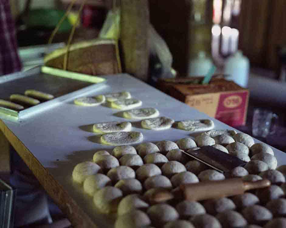 Kwan Makes Bread 6. 2013