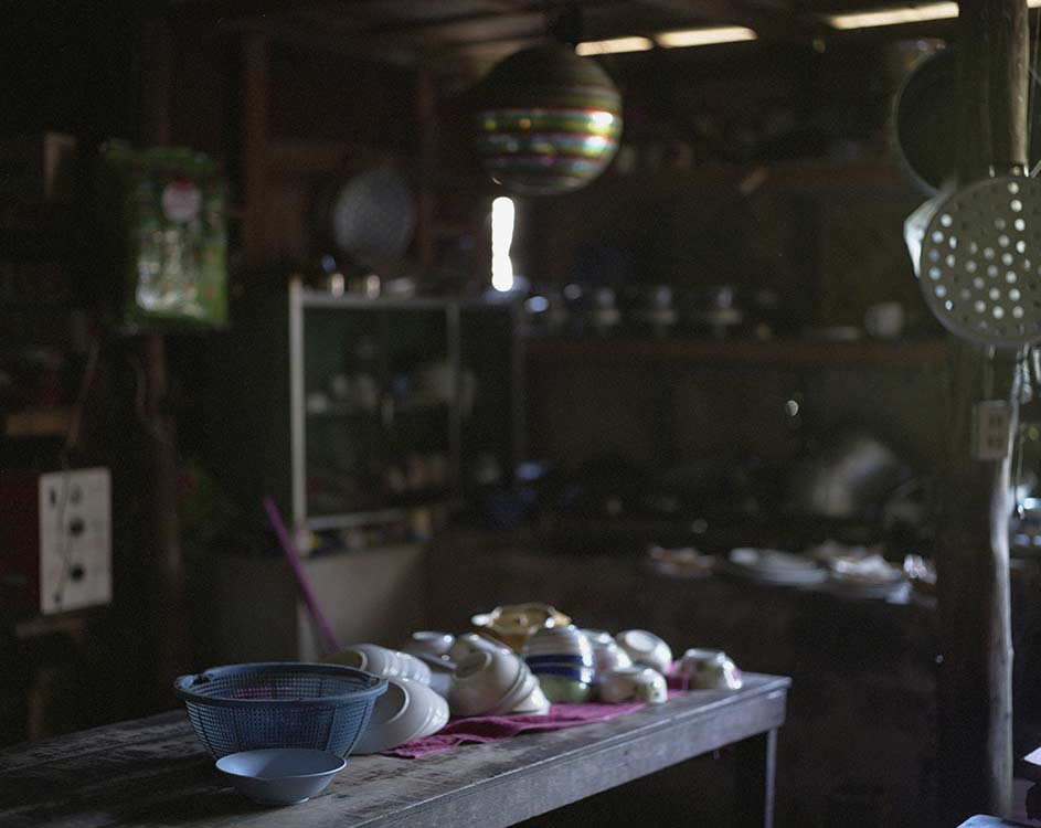 Kwan Makes Bread 2. 2013